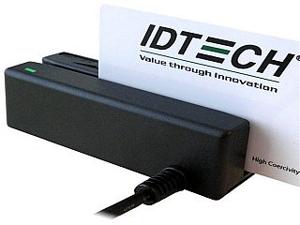 INTERNATIONAL TECHNOLOGIES IDMB-336133B Point-of-sale card reader
