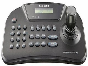 PTZ CONTROLLER, LCD, JOYSTICK, RS-485