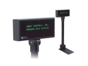 Logic Controls LV4000U 8.4- Lcd Pole Display, 800x600 Resolution, Usb Interac