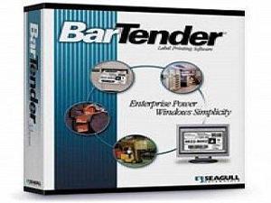 Seagull Scientific BT-A10 Bartender Label & RFID Software 10.1 Automation 10-Printer Edition