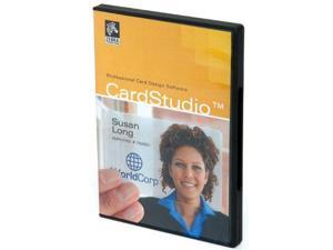 Zebra P1031774-002 ZMotif CardStudio ID Card Software