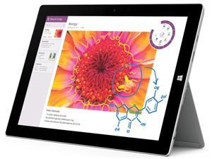 "Microsoft Surface 3 (7G5-00001) - 10.8"" 2GB, 64GB Wi-Fi Silver Grade A"