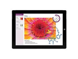 "Microsoft Surface 3 (1645) - 10.8"" 4GB, 128GB Wi-Fi Silver Grade A"