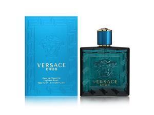 Versace - Eros Eau De Toilette Spray 100ml/3.4oz