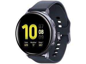 40mm Samsung Galaxy Watch Active 2 Aqua Black