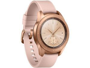 42mm Samsung Galaxy Watch Rose Gold Stainless Steel
