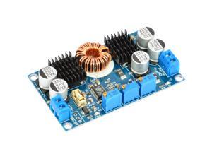 JacobsParts LTC3780 130W DC-DC Synchronous Buck Boost Voltage Converter Step-Up Step-Down Voltage/Current Power Regulator Board Highest Efficiency