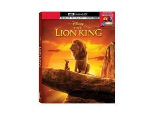 Disney -The Lion King 4K Ultra HD + Blu-ray Limited Edition