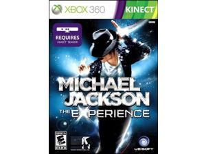 Michael Jackson: The Experience Xbox 360 Video Game