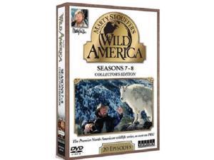 Marty Stouffer's Wild America Seasons 7-8 DVD