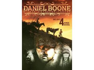 Daniel Boone: A True American Legend- Includes 4 Bonus Movies DVD George O'Brien