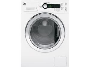 General  Electric  WCVH4800KWW:  GE  ®  2.2  DOE  Cu.  Ft.  Frontload  Washer