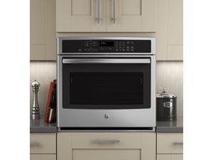 "General  Electric  PT7050SFSS:  GE  Profile  Series  30""  Built-In  Single  Convection  Wall  Oven"