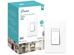 TP-LINK HS220 Smart Wi-Fi Light Switch, Dimmer (HS220)
