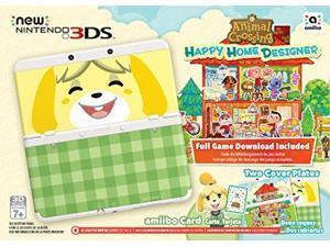 Nintendo Animal Crossing: Happy Home Designer + New 3DS Bundle