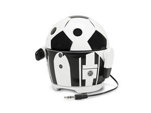 GOgroove GG-PAL-BOT3 Groove Pal Soccer Bot Rechargeable Portable Multimedia Speaker