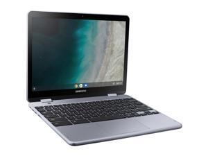 "SAMSUNG Chromebook Plus XE525QBB-K01US Chromebook Intel Celeron 3965Y (1.50 GHz) 4 GB Memory 32 GB eMMC SSD 12.2"" Touchscreen Chrome OS"