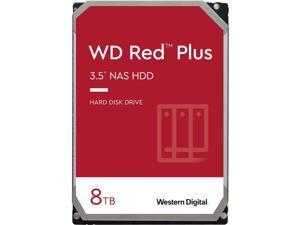 WD Red 8TB NAS Hard Disk Drive - 5400 RPM Class SATA 6Gb/s - WD80EFAX