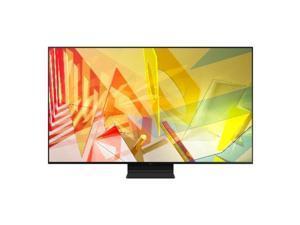 Samsung Q90T QN65Q90TAF 65-Inch 4K UHD Smart LED TV - QLED - Tizen OS - 3840 x 2160 - Quantum Dot  - Wi-Fi - Amazon Alexa - Google Assistant - Titan Black