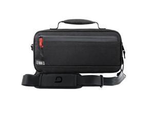 Bionik 845620090303 BNK-9030 Commuter Travel Case - Shoulder Strap - Nintendo Switch and Switch Lite - Black