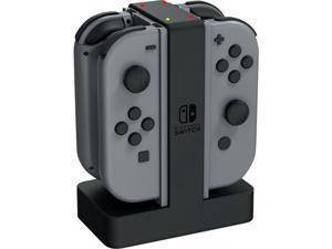 PowerA 1501406-01 Joy-Con Charging Dock for Nintendo Switch - Black