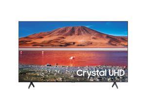Samsung UN55TU7000 55-Inch Crystal HDR Ultra HD 4K Smart LED TV - 3840 X 2160 - 120MR - Amazon Alexa - Google Assistant - Bixby - Wi-Fi - Bluetooth - Titan Gray
