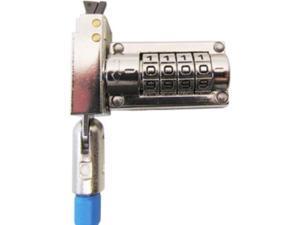 Noble Locks TZ05TNR Wedge Fixed Combination Lock - Non-Resettable