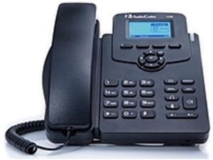 AudioCodes 405HD IP Phone - Corded - Corded - Black - VoIP - Speakerphone - 2 x Network (RJ-45) - PoE Ports - SIP Protocol(s)