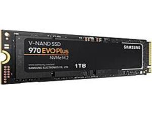 Samsung 970 EVO Plus 1 TB Solid State Drive - PCI Express - Internal - M.2