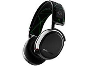 SteelSeries 61481 Arctis 9X Wireless Gaming Headset for Xbox - Stereo - Wireless - Bluetooth - 19.7 ft - 32 Ohm - 20 Hz - 20 kHz - Over-the-head - Binaural - Circumaural - Bi-directional, Noise ...
