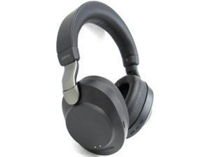 Jabra 28599-999-889 Evolve2 85 Headset - Stereo - Wireless - Bluetooth - Over-the-head - Binaural - Supra-aural - Black