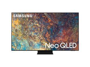 "Samsung   55""   QN90A   Neo QLED 4K   Smart TV   QN55QN90AAFXZA   2021 - Q HDR - Neo QLED Backlight - Bixby, Google Assistant, Alexa Supported - Netflix, Amazon Prime, Hulu, Disney+, YouTube, ..."