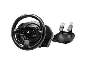 Thrustmaster T300RS Gaming Steering Wheel and Gaming Pedal - PC, PlayStation 3, PlayStation 4 - Force Feedback