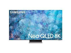 """Samsung QN900A QN65QN900A 64.5"""" Smart LED-LCD TV - 8K UHD - Stainless Steel, Frost Silver - Q HDR, HLG, HDR10+ - Neo QLED Backlight - Bixby, Google Assistant, Alexa Supported - Netflix, Amazon ..."""