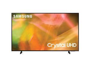 "Samsung | 75"" | AU8000 | Crystal UHD | Smart TV | UN75AU8000FXZA | 2021 - Quantum Dot LED Backlight - Bixby, Alexa, Google Assistant Supported - Netflix, Amazon Prime, Hulu, Google Play Movies & ..."
