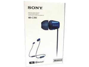 Sony WI-C310/L Wireless In-Ear Headphones - Bluetooth V5.0 - 20 Hz- Blue