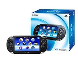 Sony 22031 PlayStation Vita Handheld Game Console - Wi-Fi - 5-inch Color Display - Black