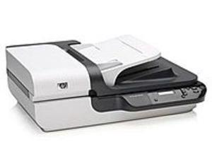 HP Scanjet L2700A201 N6310 Flatbed Scanner - 15 ppm - 2400 dpi - USB 2.0 - White