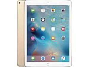 Apple iPad Pro ML0R2LL/A Tablet PC - Apple A9X Quad-Core Processor - 128 GB Flash Memory - 12.9-inch Capacitive Touchscreen Display - Wi-Fi - Apple iOS 9 - Gold