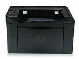 HP LaserJet Pro CE749ABGJ P1606dn Monochrome Laser Printer - 26 ppm - 1200 x 1200 dpi - USB, Ethernet 10/100Base-TX - Black