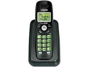 Vtech (CS6114-11BK) DECT 6.0 Single Handset Cordless Phone with Caller ID