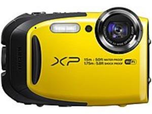 Fujifilm XP80 074101026542 16.4 Megapixel Waterproof Digital Camera - 5x Optical Zoom - 2.7-inch LCD Display - Yellow