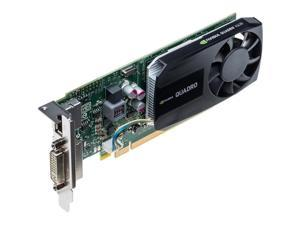 PNY Quadro K620 Graphic Card - 2 GB GDDR3 - Low-profile - Single Slot Space Required - 128 bit Bus Width - 3840 x 2160 - Fan Cooler - DirectCompute, OpenCL, DirectX 11.2, OpenGL 4.5 - 1 x ...