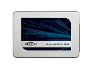 "Crucial MX300 525 GB 2.5"" Internal Solid State Drive - SATA - 530 MB/s Maximum Read Transfer Rate - 510 MB/s Maximum Write Transfer Rate"