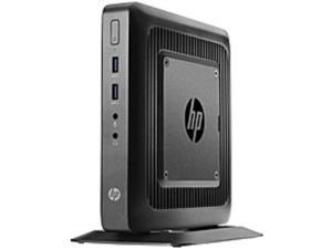 HP t520 Thin Client - AMD G-Series GX-212JC Dual-core (2 Core) 1.20 GHz - Black - 4 GB RAM DDR3L SDRAM - 16 GB SSD - AMD Radeon HD Graphics - Gigabit Ethernet - Windows Embedded Standard 7E - ...