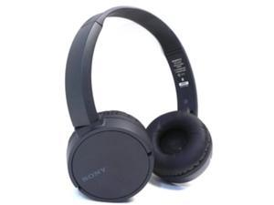 Sony ZX220BT Wireless On-Ear Bluetooth Headphones with 30mm drivers, Swivel Earcups, NFC One-touch, and Built-In Microphone, Black