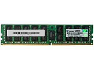 HP 16GB 288-Pin DDR4 SDRAM ECC Registered DDR4 2133 (PC4 17000) Major Brand Chipset Server Memory Model 752369-081