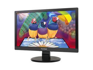 "Viewsonic Value VA2055Sm 20"" LED LCD Monitor - 16:9 - 25 ms - 1920 x 1080 - 16.7 Million Colors - 250 Nit - 3,000:1 - Full HD - Speakers - DVI - VGA - 35 W"