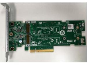 Dell 2MFVD M.2 Slot NVMe SSD PCIe X2 Boss Controller Adapter Card