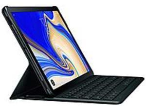 """Samsung Keyboard/Cover Case (Book Fold) for 10.5"""" Samsung Tablet - Black - Texture - 9.9"""" Height x 6.7"""" Width x 31"""" Depth"""